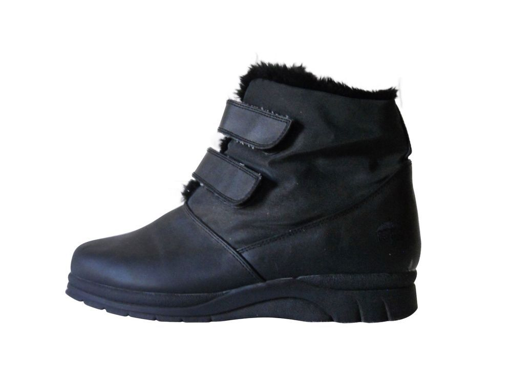Faux Fur Lined 39 | Ankle snow boots