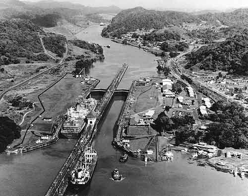 Panama Canal Construction | Lieux et Visite