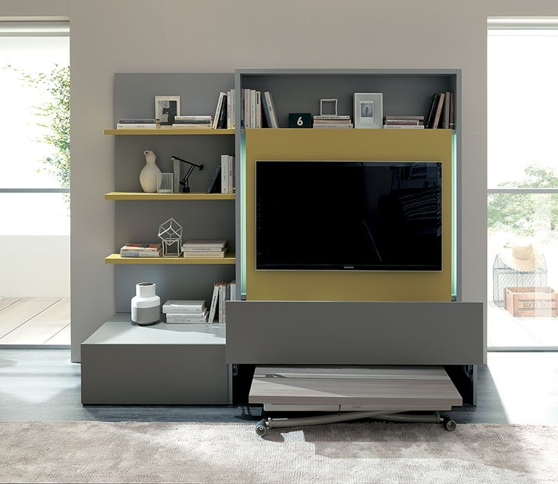 Create more space with this amazing TV