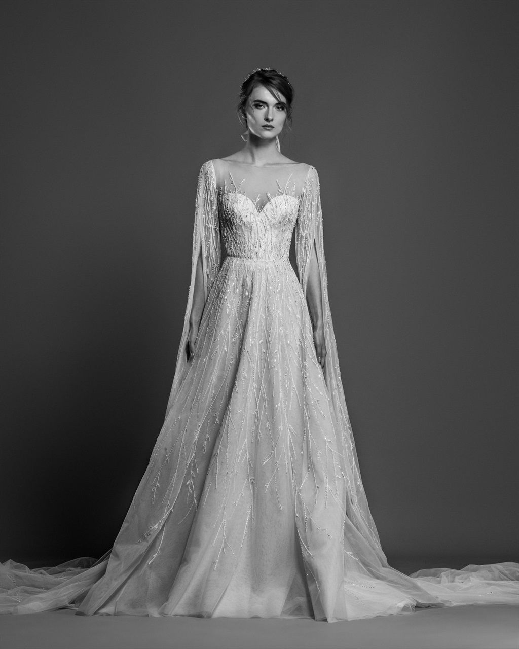 Jeanne Love Royal Sweetheart A Line Wedding Dresses 2019: Wedding Gowns For 2019: See The Trends From Bridal Weeks