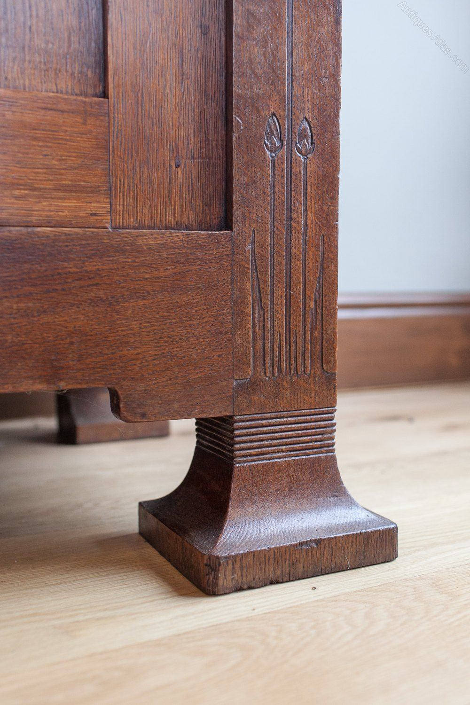 An Oak Arts Amp Craft Sideboard Antiques Atlas I Love