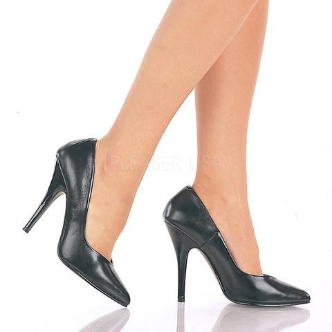 d241a1ea3b1 SEDUCE-420 Pleaser Sexy Shoes 5 Inch Classic Stiletto Heel Shoes Pumps -  Miss Hollywood