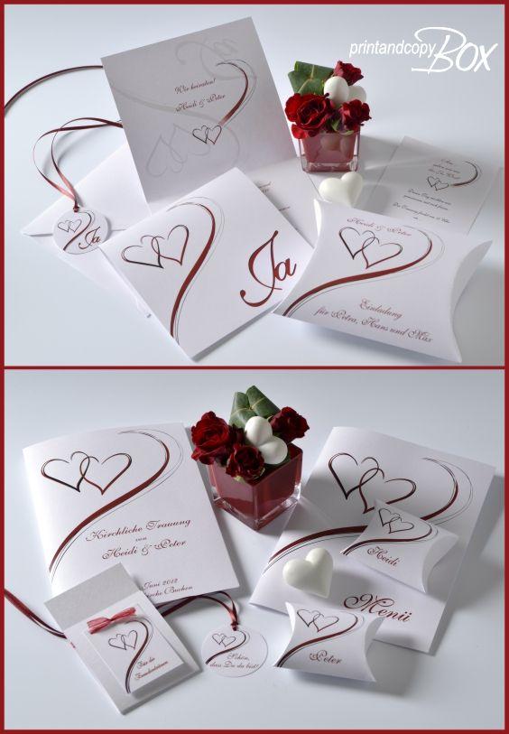 Kreative Und Moderne Hochzeitseinladungen Und Deko Besonders Und