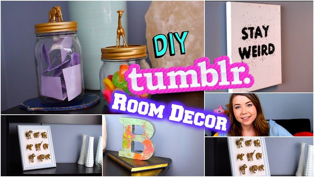 Diy Tumblr Room Decor 2015 Tumblr Inspired Diys Cheap Easy