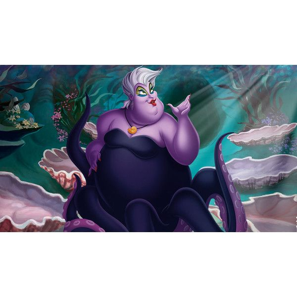Ursula ❤ liked on Polyvore featuring disney