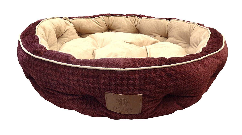 Swell American Kennel Club Thermal Houndstooth Self Heating Memory Creativecarmelina Interior Chair Design Creativecarmelinacom