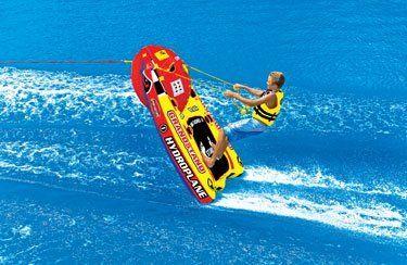 Sportsstuff Grandstand 1 Towable Ski Tube By Sportsstuff Http Www Amazon Com Dp B004y1f0bk Ref Cm Sw R Pi Dp Jfvppb0g5j Boat Covers Boat Paint Towable Tubes