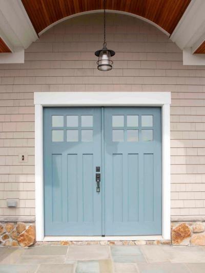 Door Color Ideas 10 Pretty Blue Doors & Door Color Ideas: 10 Pretty Blue Doors | Ideas Oslo and Colours pezcame.com