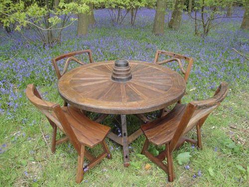 most popular solid wood garden furniture home decor style wooden rh pinterest com