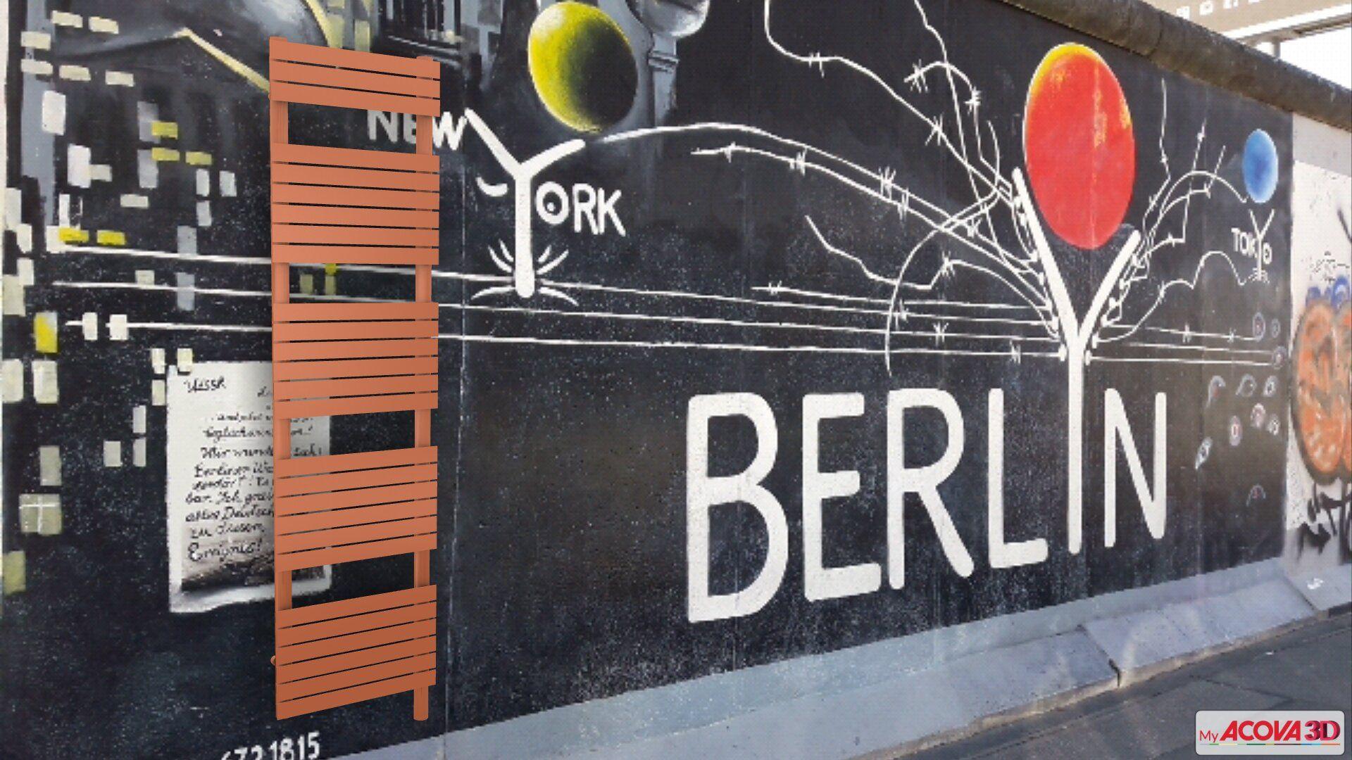 Escapade Berlinoise Pour Un Acova Seche Serviettes