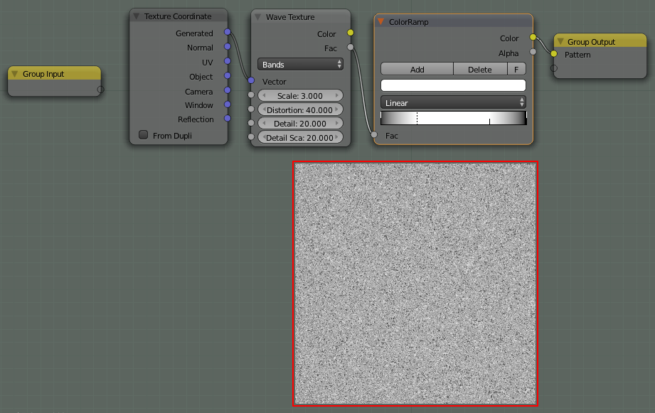 El Brujo de la Tribu: Blender Cycles: Chaining Bump Textures