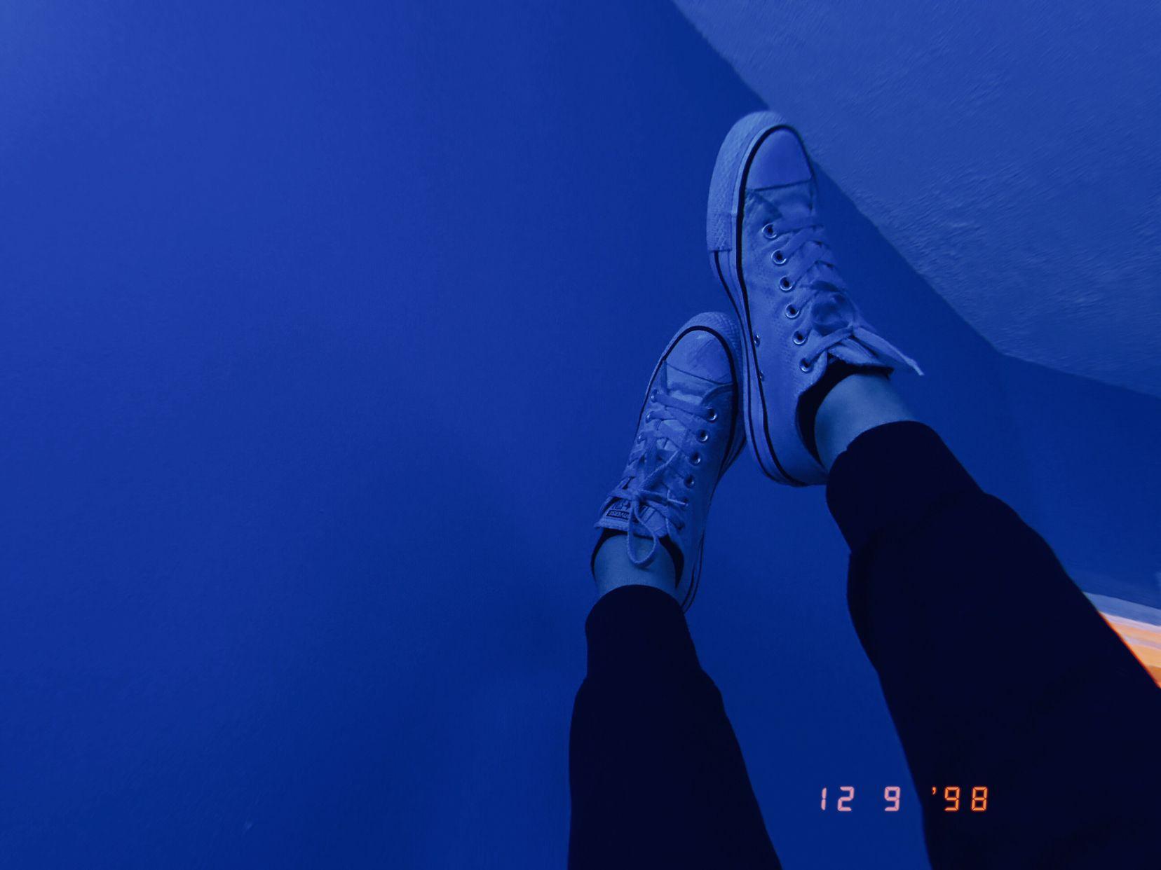 ???? #blueaesthetic