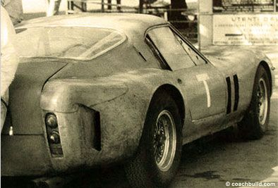 ferrari 250 gto prototype 0523gt a sanctioned continuation car from rh pinterest com