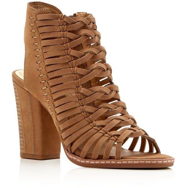 Lyst - Dolce Vita Open Toe Gladiator Sandals Niro High