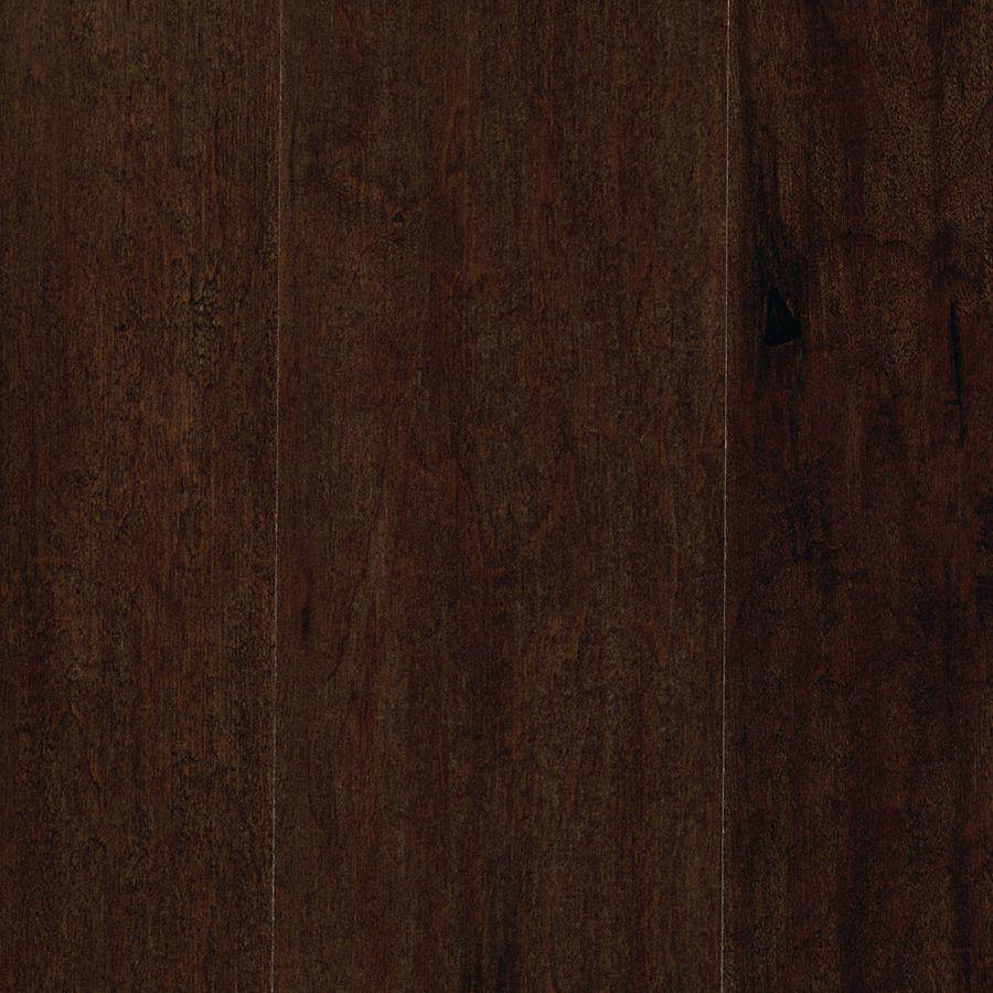 Mohawk Masaya 6 12 In W X 4 52 Ft L Chocolate Maple Handscraped Laminate Wood Pla Bamboo Hardwood Flooring Maple Laminate Flooring Engineered Hardwood Flooring