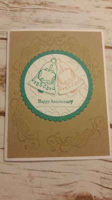 Stamp with Roberta: Seasonal Bells- Anniversary