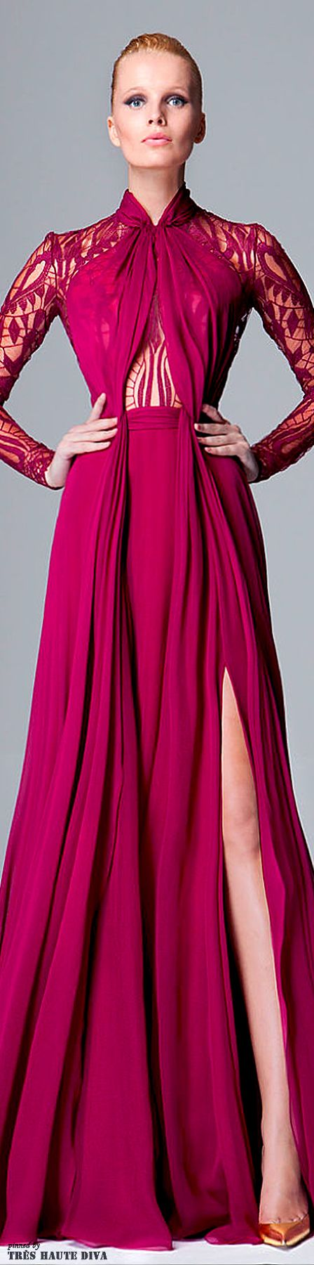 Zuhair Murad Pre-Fall 2014, in and out