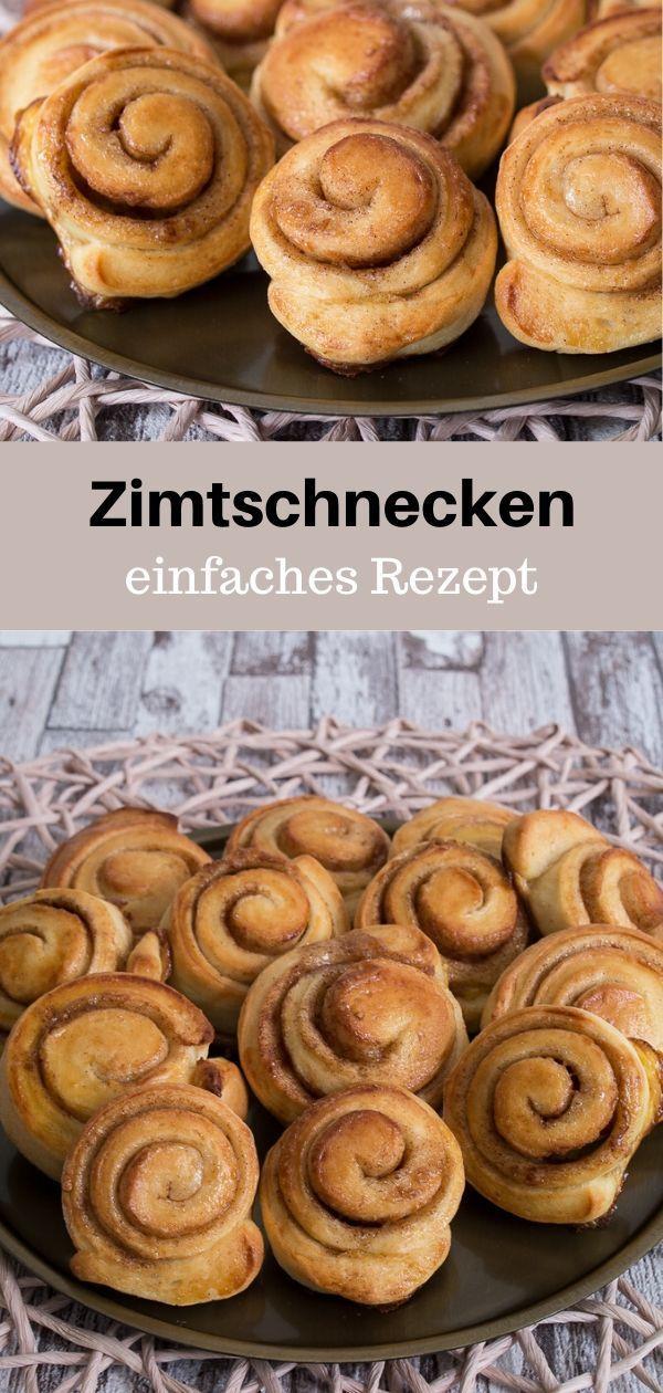 Mini Zimtschnecken Rezept - MakeItSweet.de