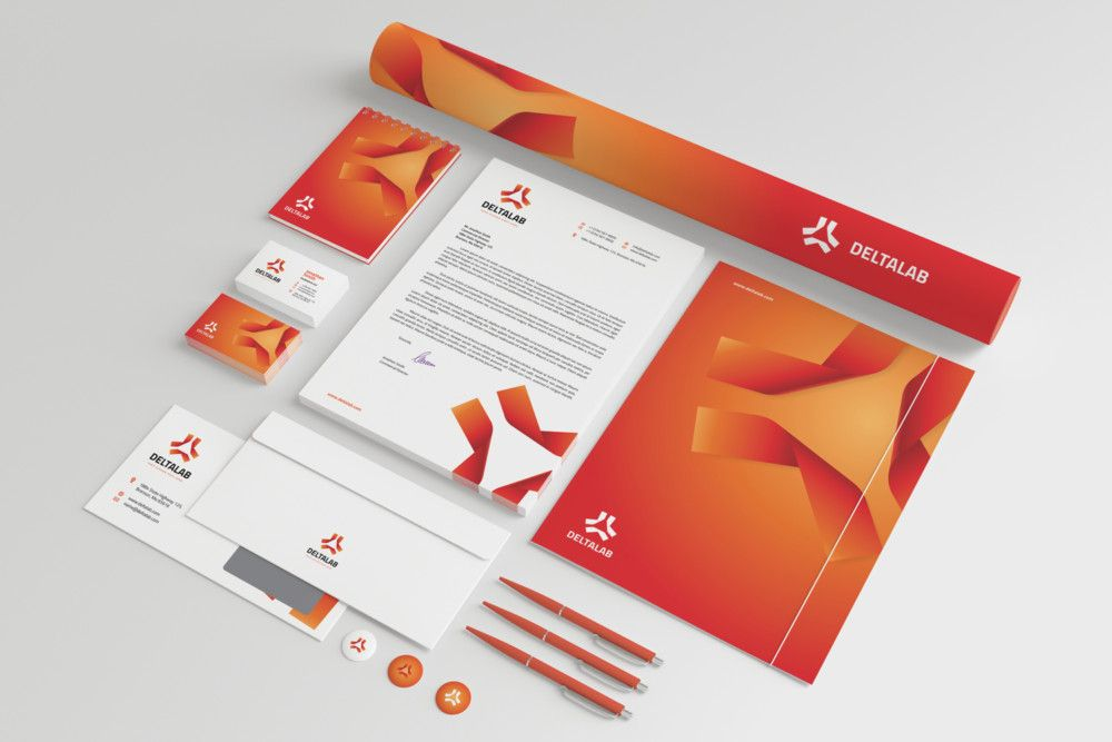 corporate stationery template free stationery business identity