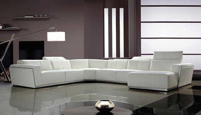he 654 contemporary leather sectional sofa leather sectionals www rh pinterest co uk