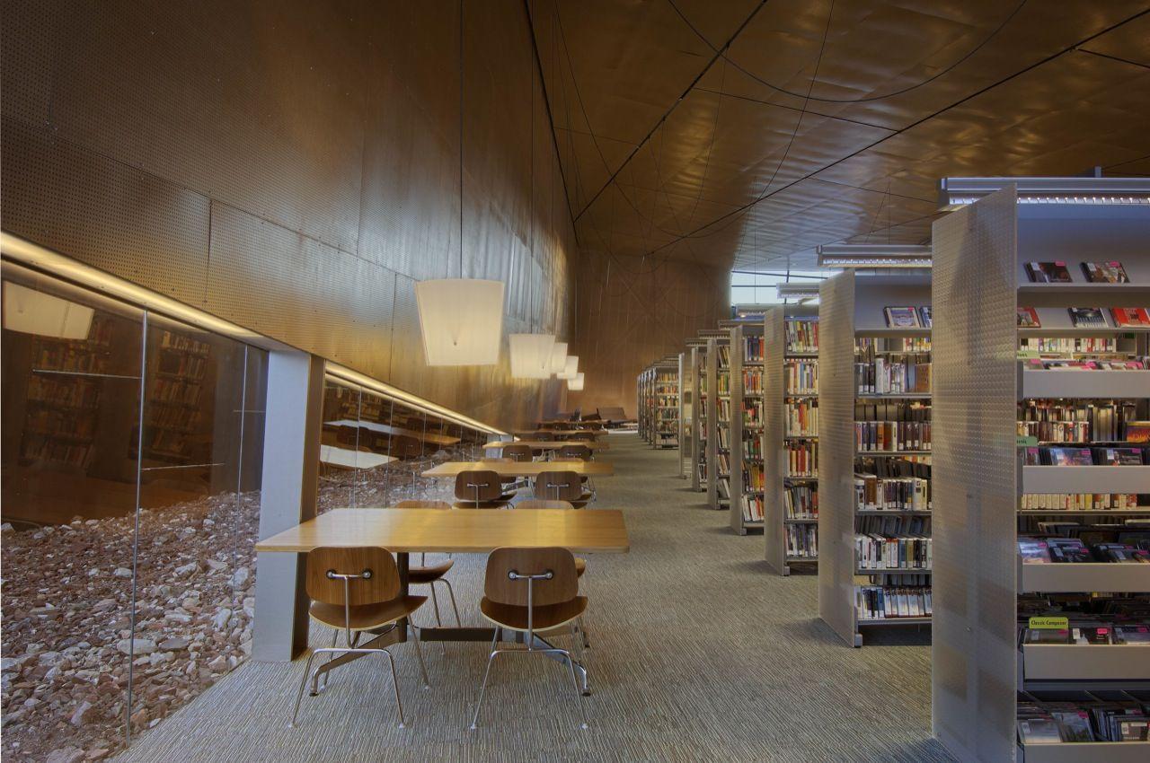 Scottsdale Public Library, Arabian Library - Scottsdale, Arizona, USA