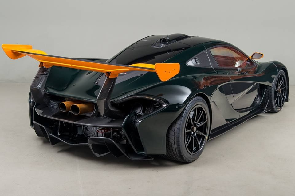 Ordinaire Up Close With Canepa Green McLaren P1 GTR U2013 Automotive99.com