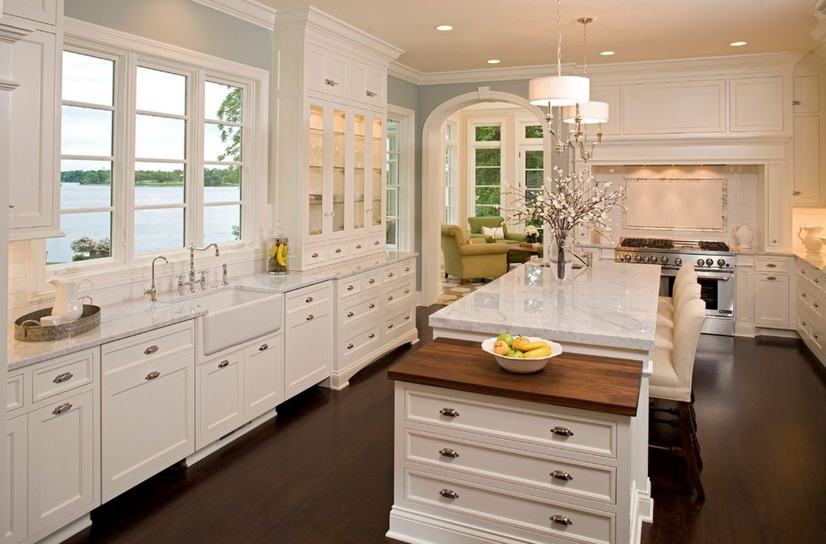 Home Improvement Ideas White Kitchen Cabinets