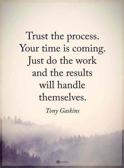 Trust The Process Patience Quotes Inspiring Quotes About Life Life Quotes