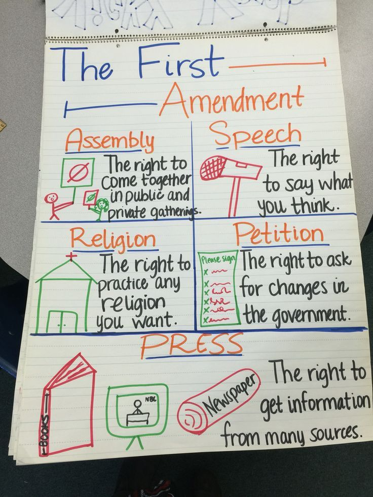 Standard: SS4CG2 The Student Will Explain The Importance Of Freedom Of  Expression