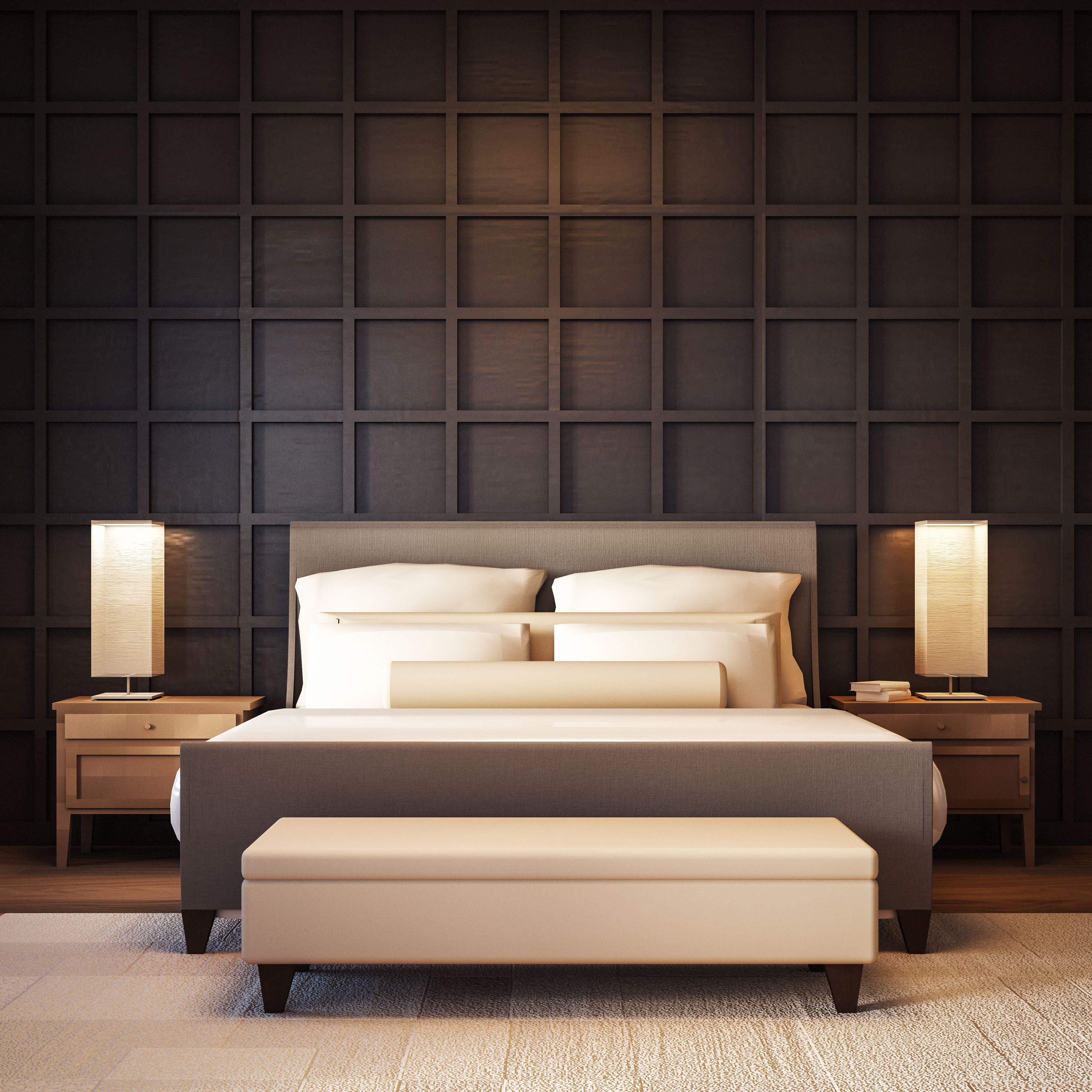 great looking master bedroom love the modern look of it but still rh pinterest com