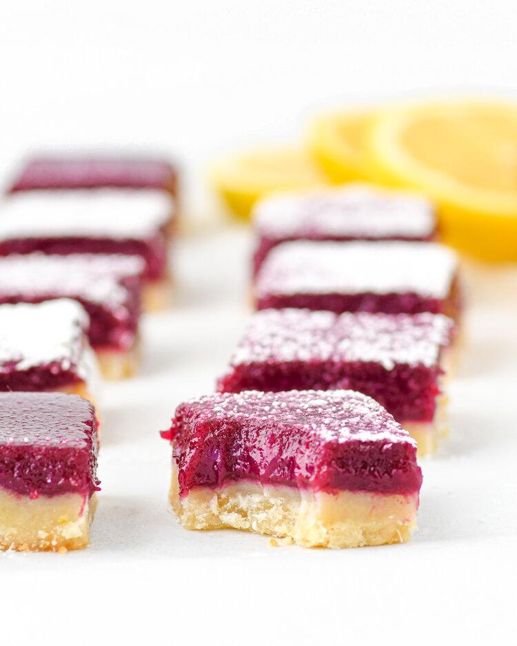 Blueberry Lemon Bars Buttermilk In 2020 Lemon Blueberry Bars Lemon Blueberry Lemon Bars