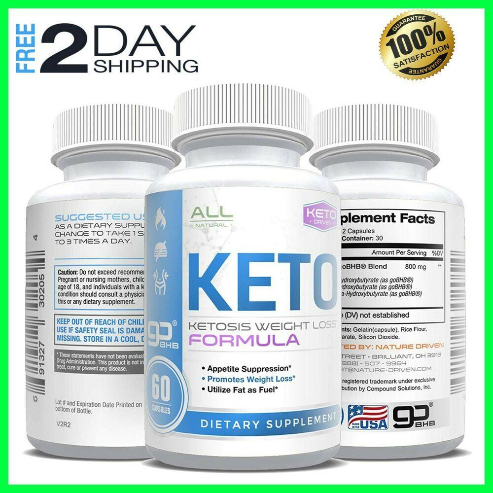 Shark Tank Keto Pills - Weight Loss for Men and Women