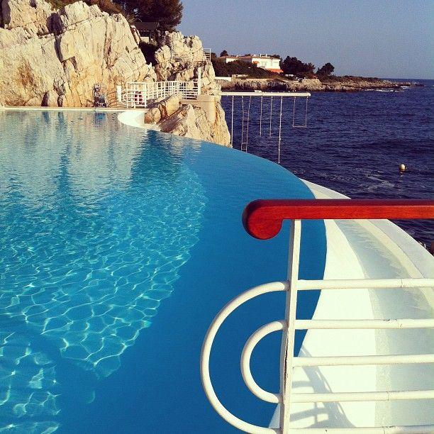 Hotel du Cap, Eden Roc (Antibes)