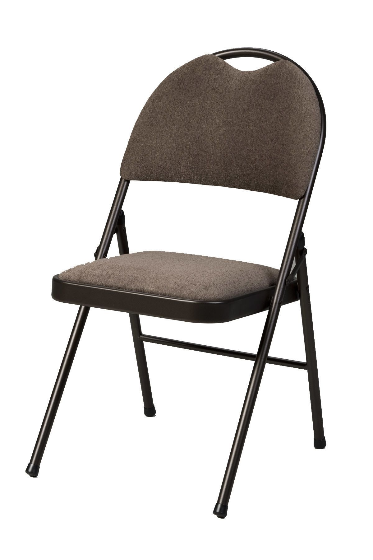 double fabric padded folding chair products padded folding rh pinterest co uk