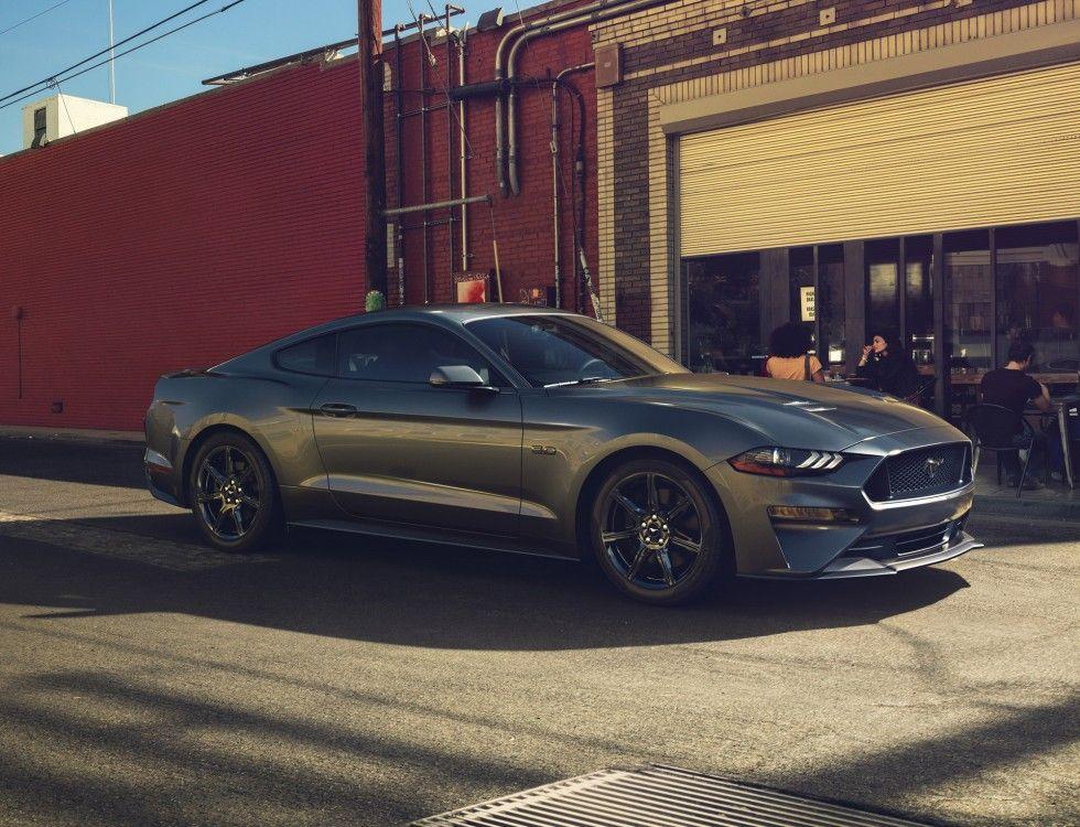 Ford Mustang 5 0 V8 Gt 2018