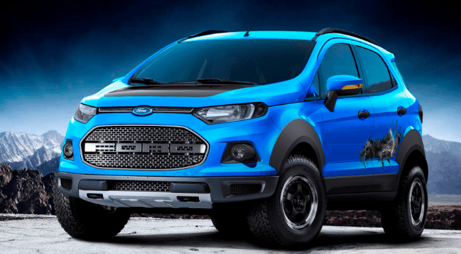 2019 Ford Ecosport Redesign And Price Ford Cars News Ford Ecosport Ford Carro Conceito
