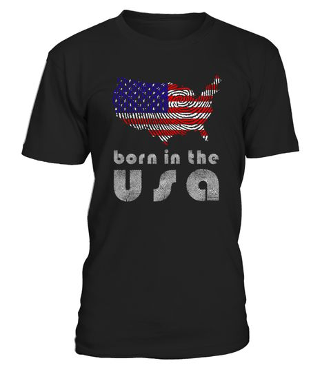 born in the usa  T-Shirts