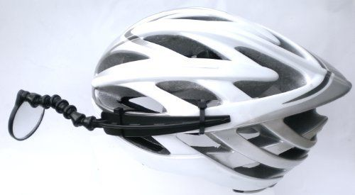 Bike Helmet Accessories Safe Zone Bicycle Helmet Mirror You