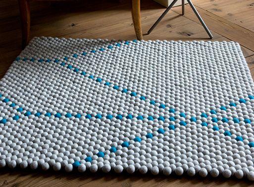 Scholten & Baijings dot carpets