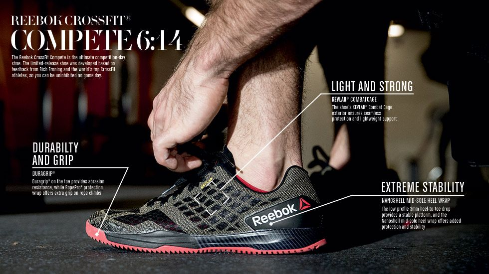 reebok shoes men crossfit athletes mentality rich