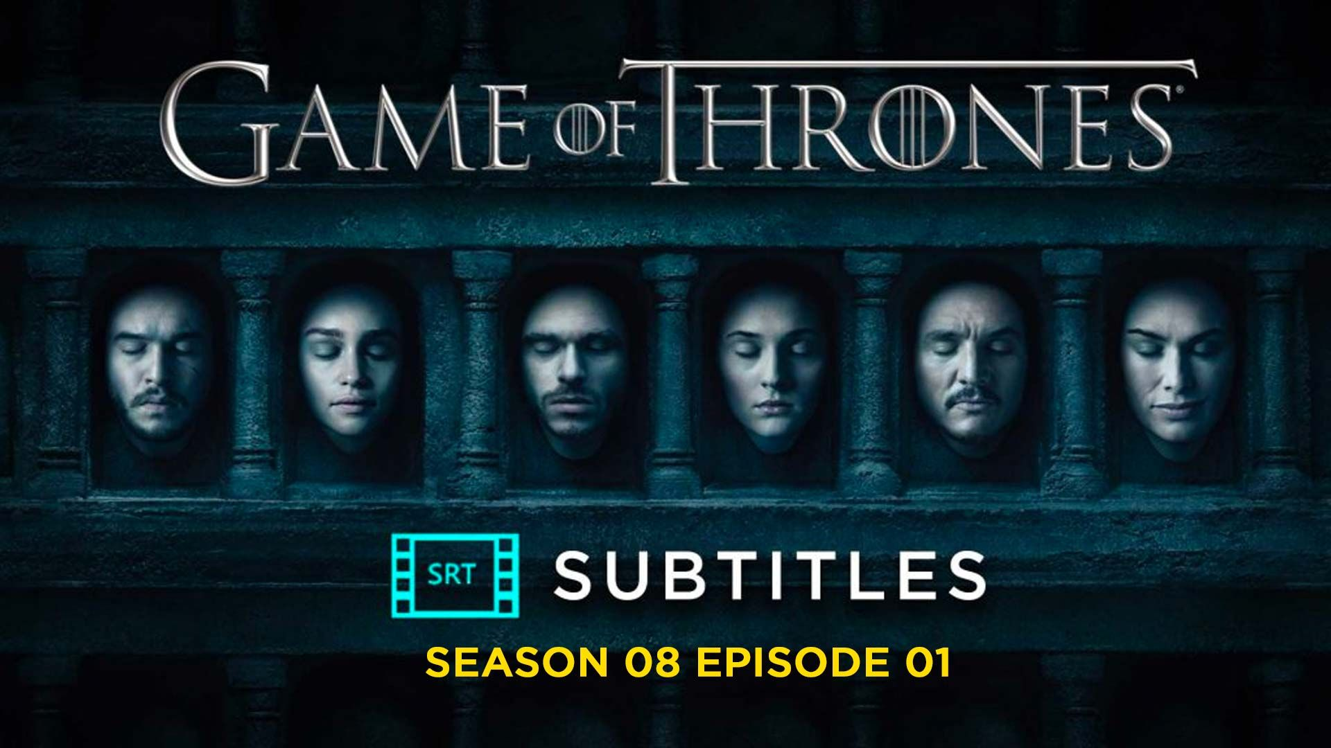 Gam of thrones s08e01 subtitle download  Download  srt file