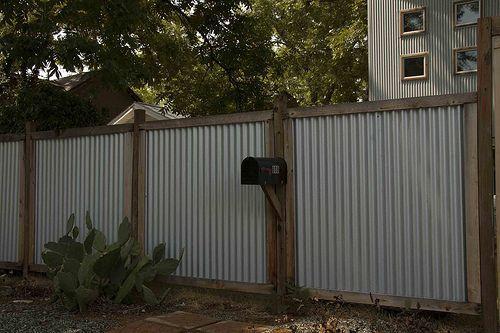 Best Corrugated Metal Panels Wood Frame Corrugated Metal 640 x 480