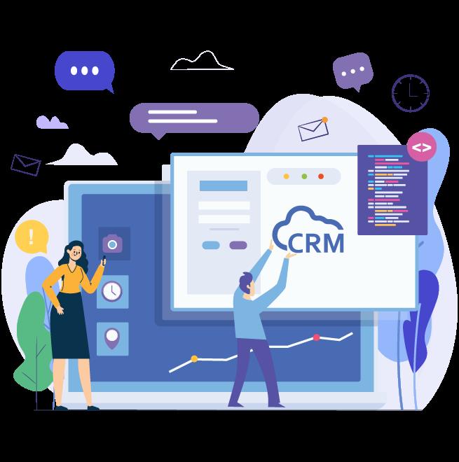 Crm Development Company Best Crm Services Web Development App Development Companies Crm Software