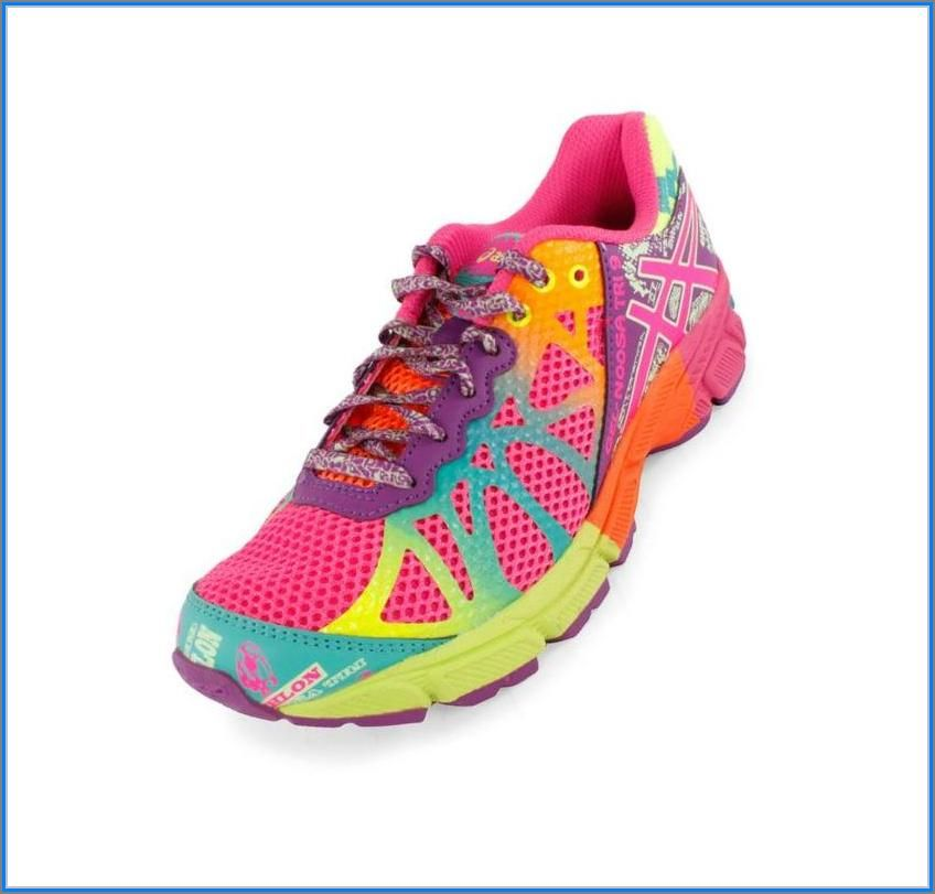 Colorful Asics Tennis Shoes  c7d94c1f5be9e