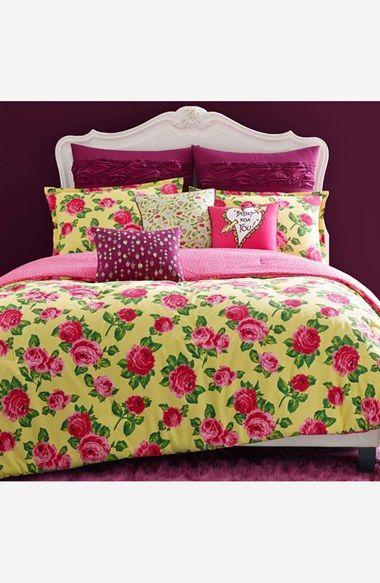 smartness better homes and gardens bedding. Betsey Johnson Bedding  Garden Variety Comforter Set available at Nordstrom