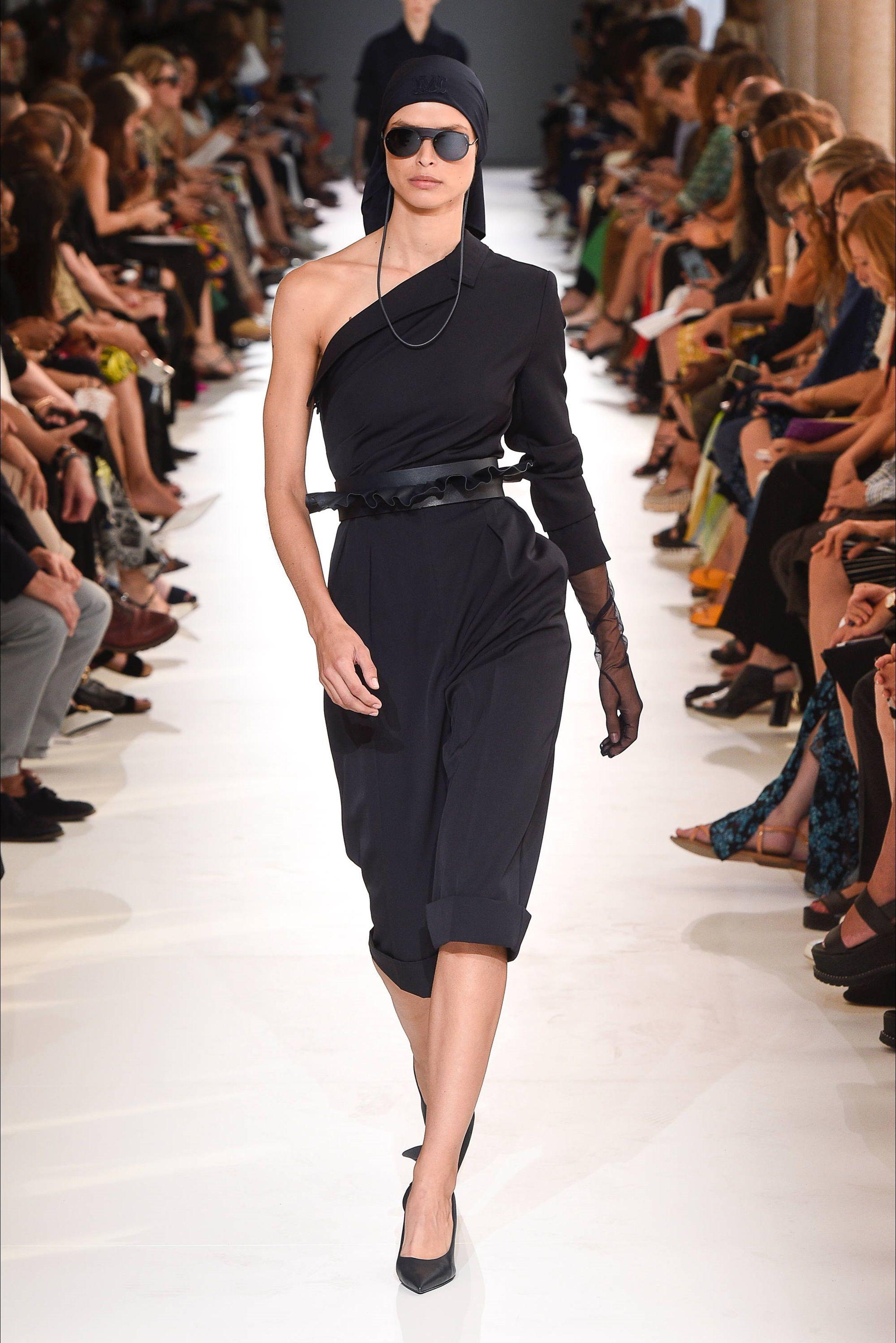 assolutamente alla moda alta qualità la migliore vendita Sfilata Max Mara Milano - Collezioni Primavera Estate 2019 ...