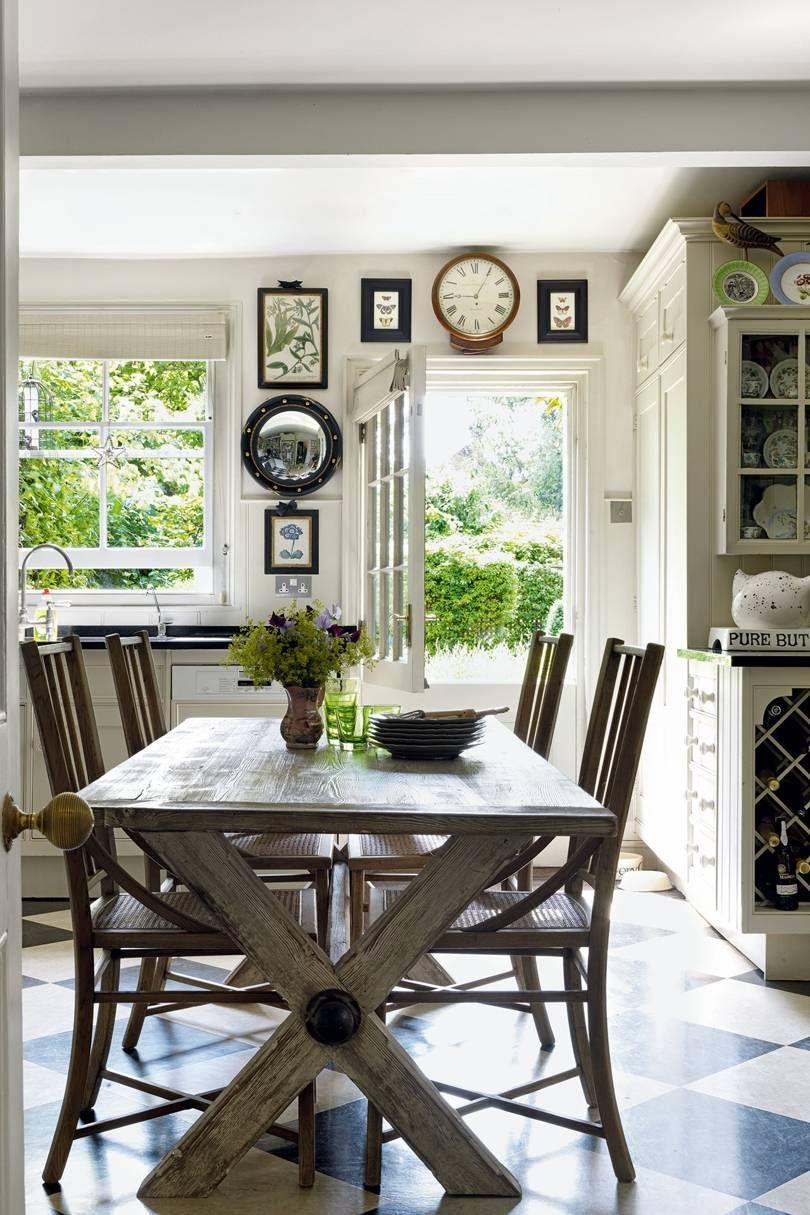 Garden designer Butter Wakefieldu0027s house is a