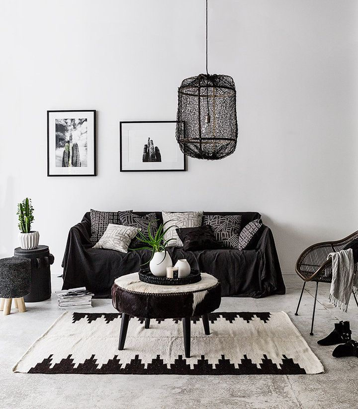 A Stunning New Zealand Ethnic Chic Apartment, Decorated By Indie Home  Collective, Interiors U0026 Lifestyle Concept Store With An Organic Eclectic  Twist.