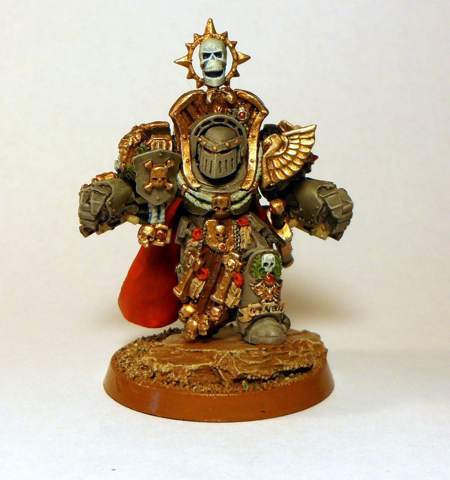 Power Armor, Miniatures, Sculpture