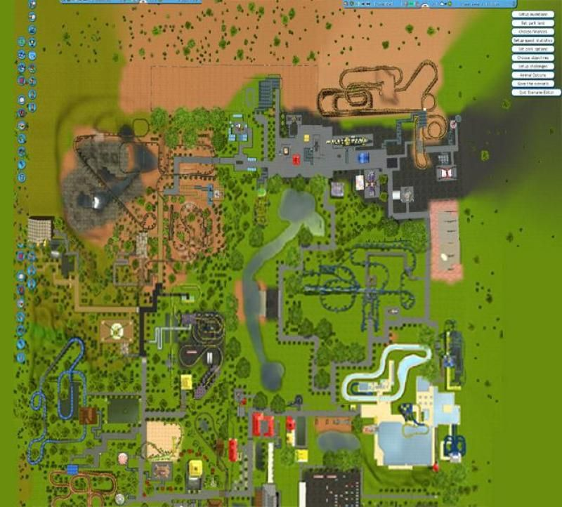 Paramount Movie Studios 2006 a RCT3 Parks Download -> COASTER-net